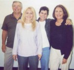 Pamela and her family